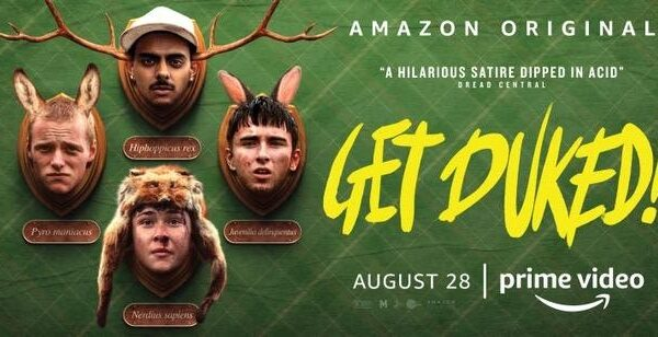 [News] Check Out the Amazon Studios' GET DUKED! Red-Band Trailer
