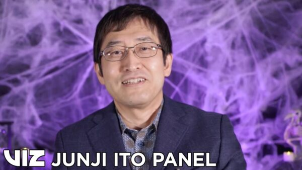 [Comic-Con@Home Panel Recap] VIZ: A HAUNTING CONVERSATION WITH JUNJI ITO