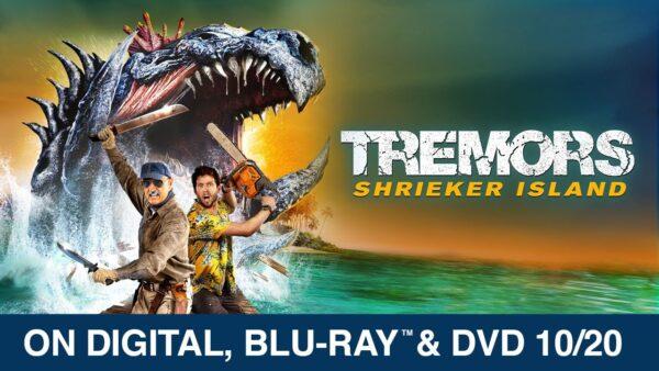 [News] TREMORS: SHRIEKER ISLAND Available on Digital, Blu-ray & DVD October 20