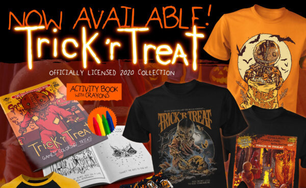[News] Fright-Rags Celebrates Halloween with new Trick 'r Treat Merch and More!