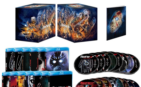 [News] Scream Factory Drops FRIDAY THE 13TH COLLECTION (DELUXE EDITION) Details!