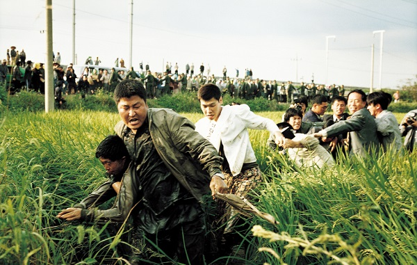[Movie Review] MEMORIES OF MURDER (살인의 추억)