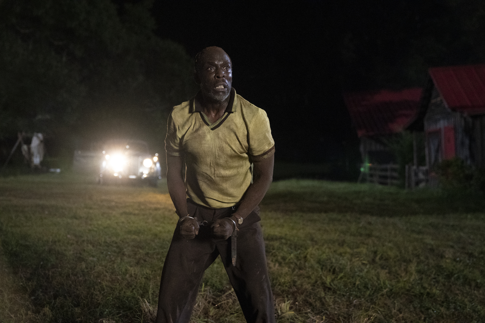 [Interview] Michael K. Williams for LOVECRAFT COUNTRY