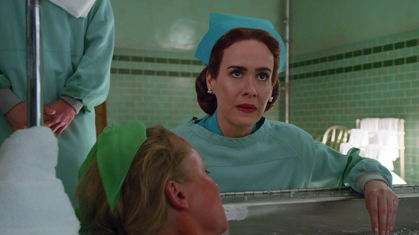 [Article] RATCHED – How Sarah Paulson Took on the Titular Role