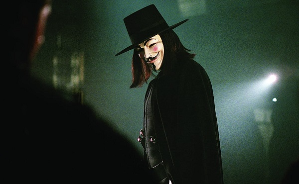 [News] V FOR VENDETTA Arrives on 4K UHD