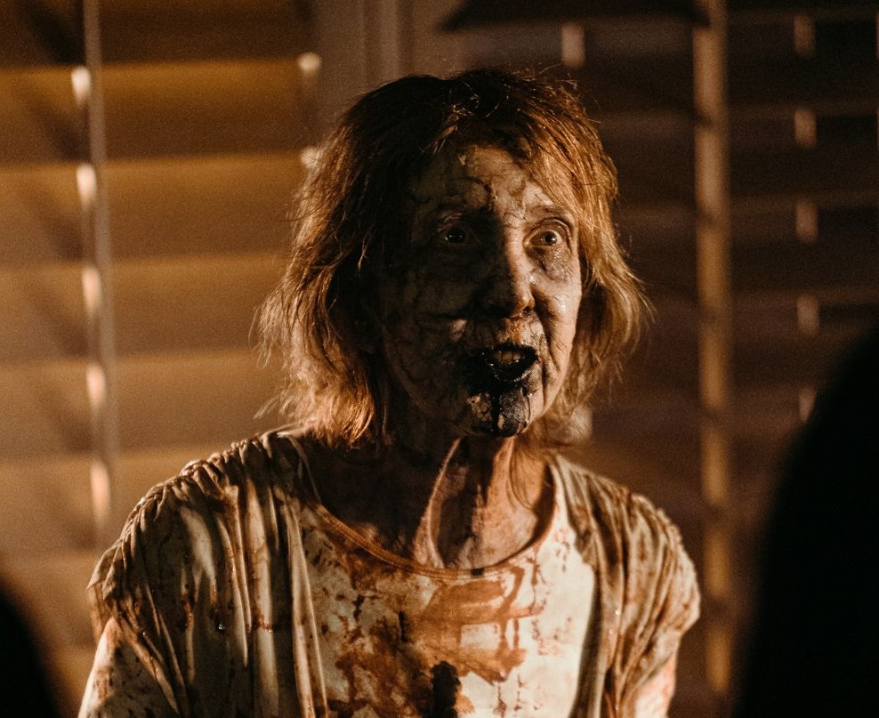 [Interview] Lin Shaye for THE CALL
