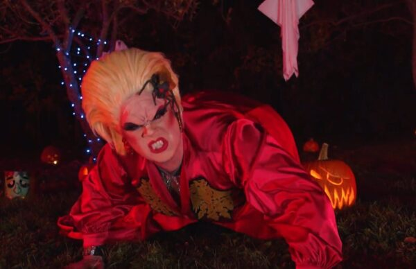[News] Nina West Came to Slay (Literally) This Halloween Season