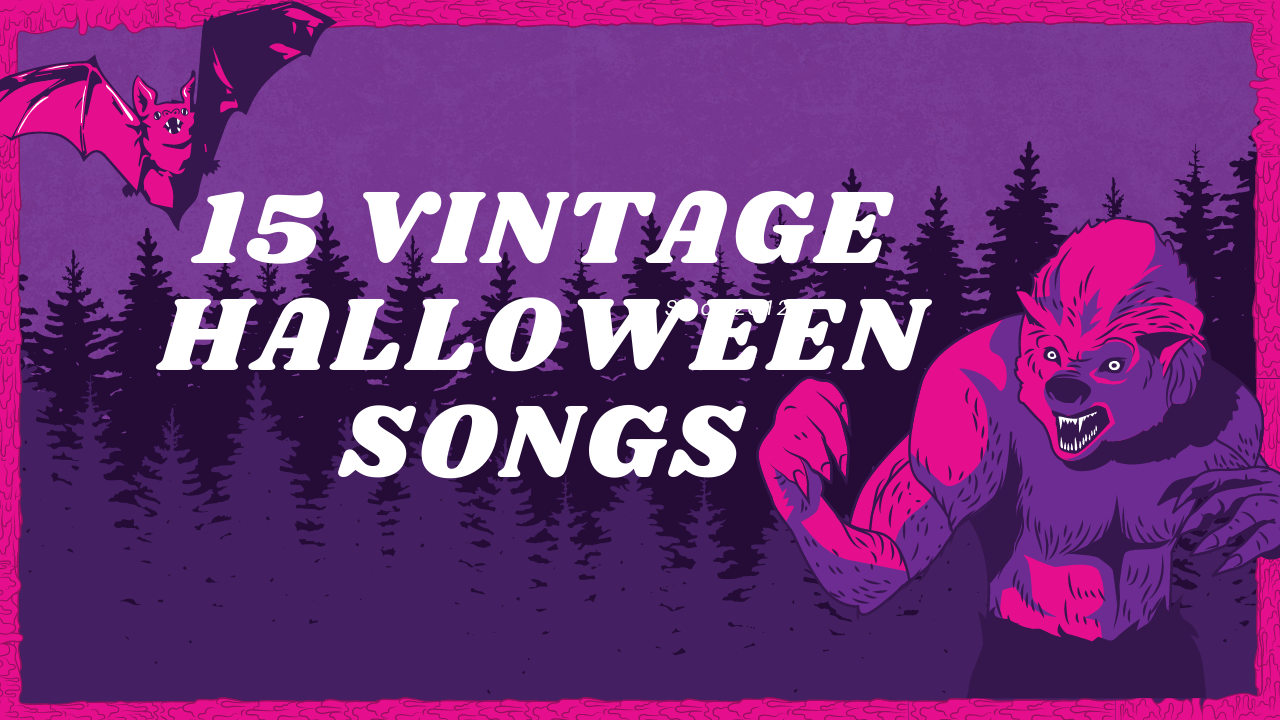 [Listicle] 15 Vintage Halloween Songs To Get in the Spirit