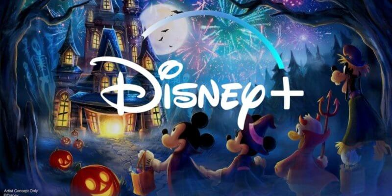 [News] Enjoy Halloween With Disney+'s HALLOWSTREAM