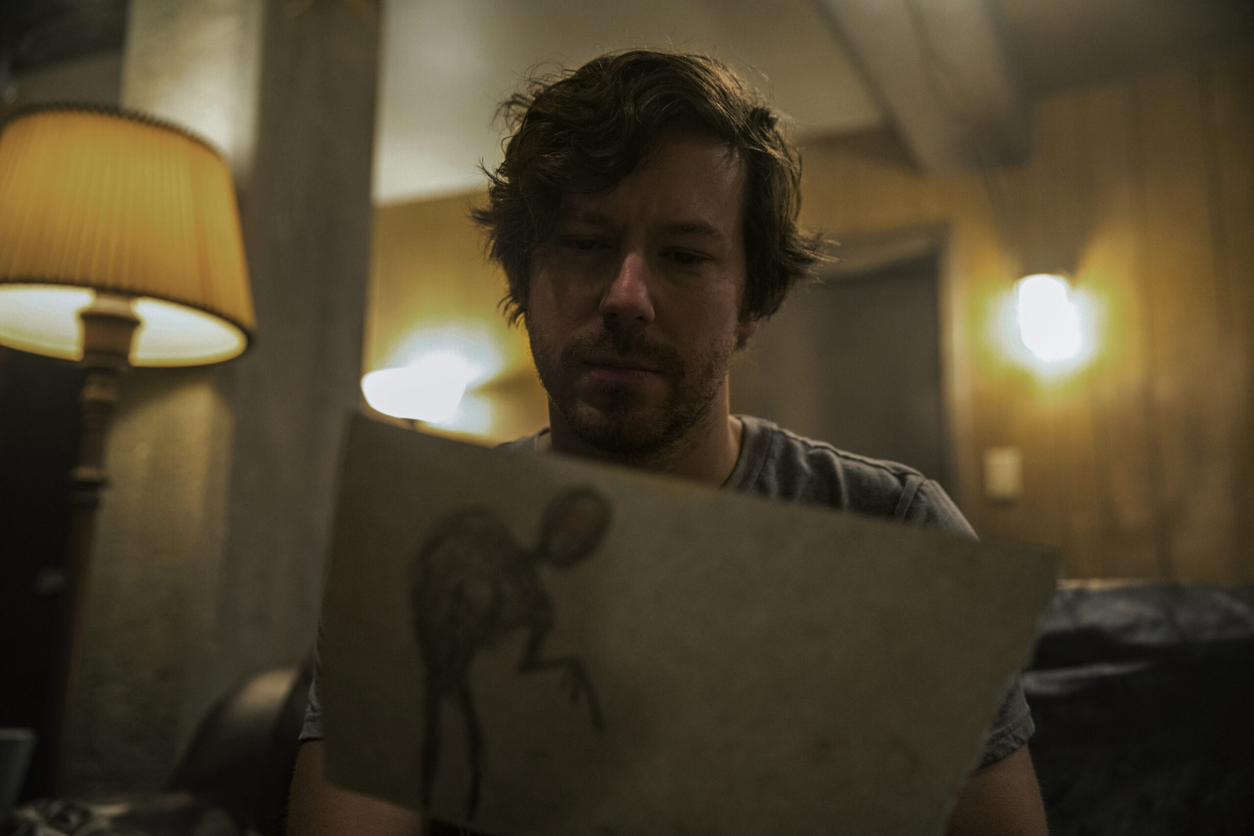 [Interview] John Gallagher Jr. for COME PLAY