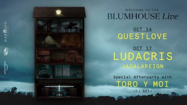 [News] Party It Up With The WELCOME TO THE BLUMHOUSE LIVE Experience