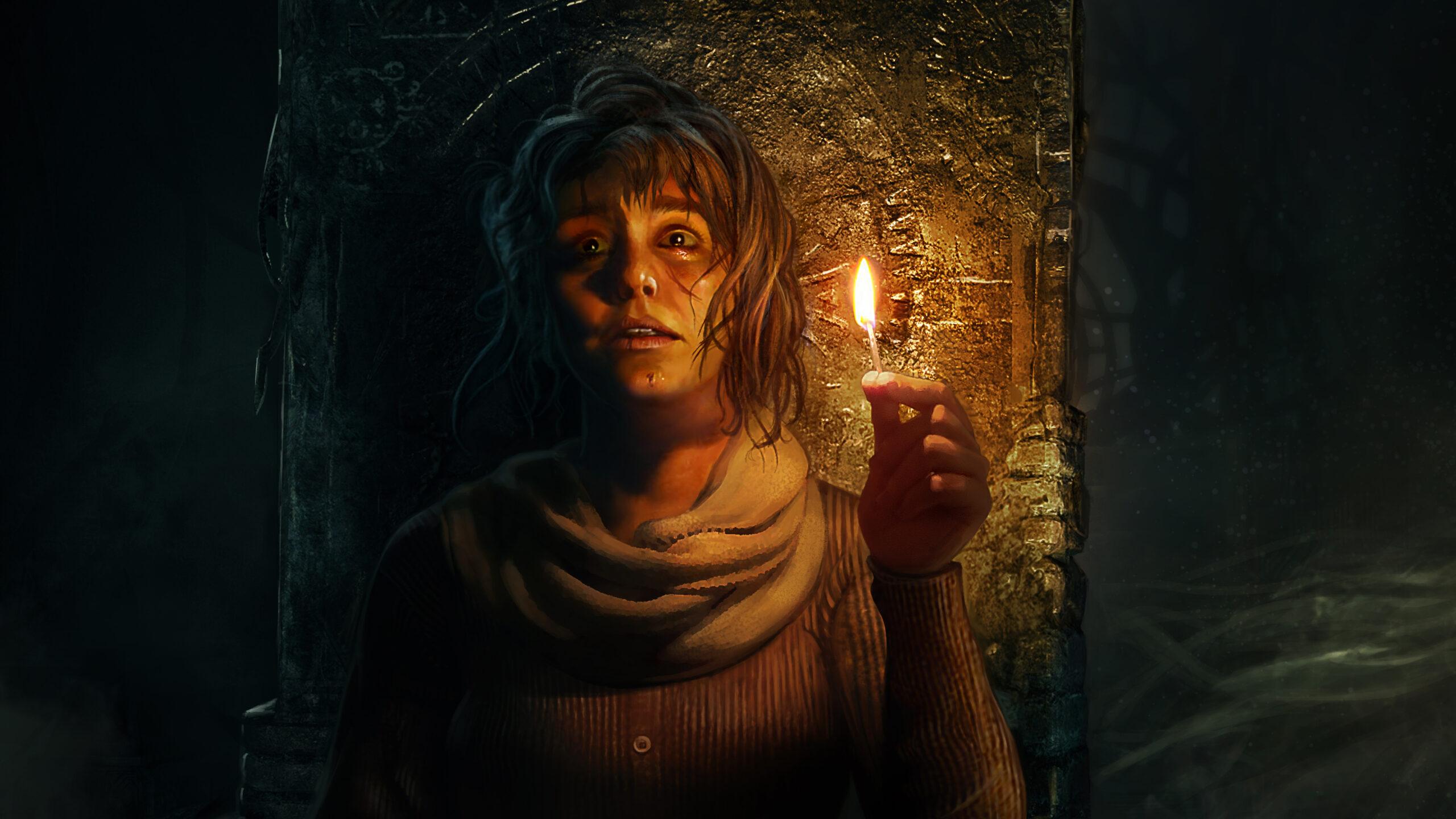 [Video Game Review] AMNESIA: REBIRTH
