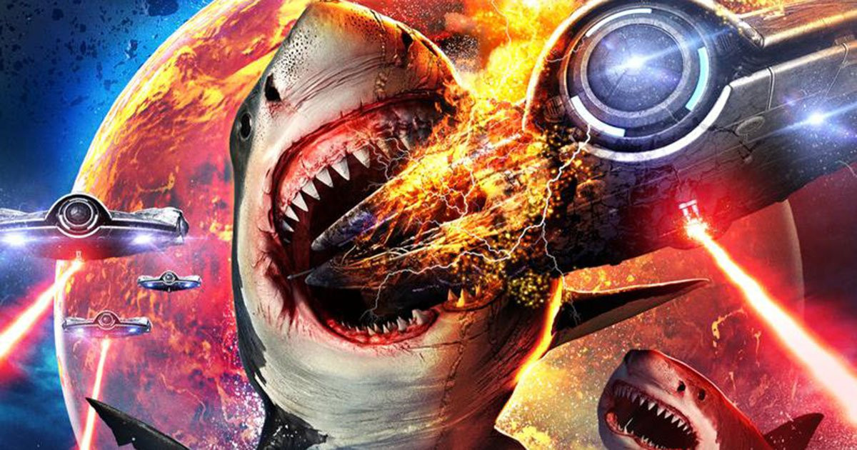 [Movie Review] SHARK ENCOUNTERS OF THE THIRD KIND