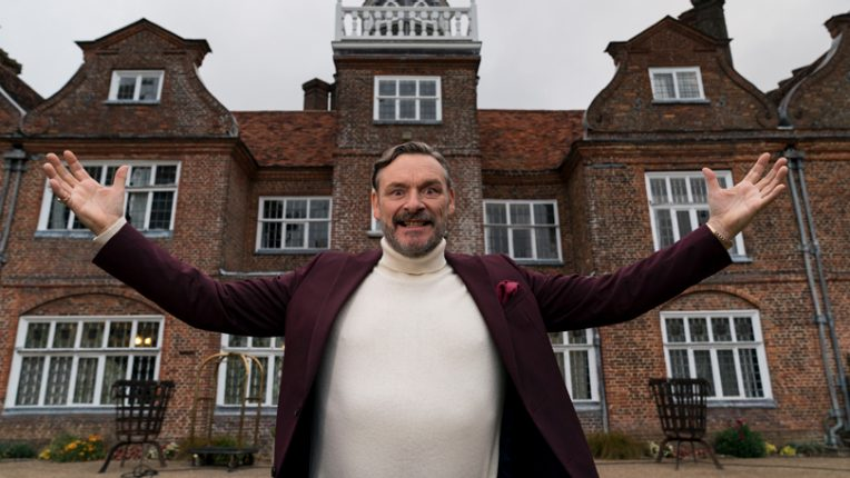 [Interview] Julian Barratt for TRUTH SEEKERS