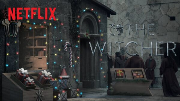 [News] THE WITCHER Invites You On a Holiday Slay Ride