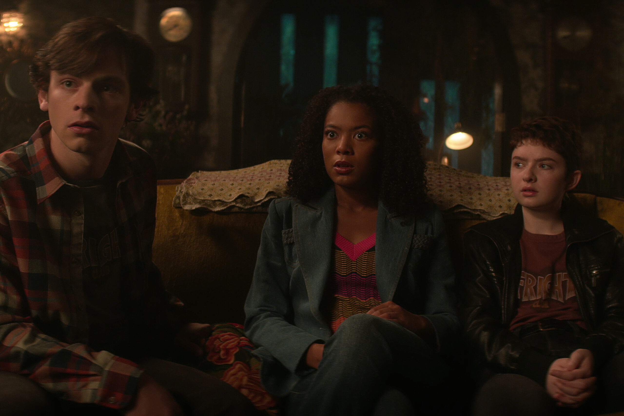 [Interview] Jaz Sinclair & Lachlan Watson for CHILLING ADVENTURES OF SABRINA