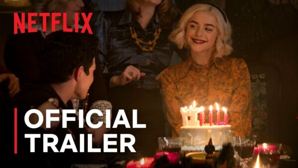 [News] CHILLING ADVENTURES OF SABRINA Part 4 Trailer Has Dropped!