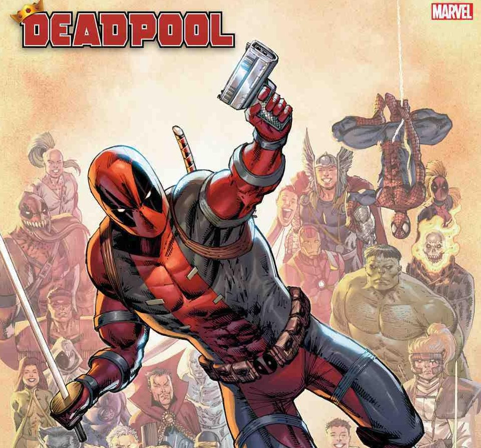 [News] Rob Liefeld Celebrates 30 Years of Deadpool