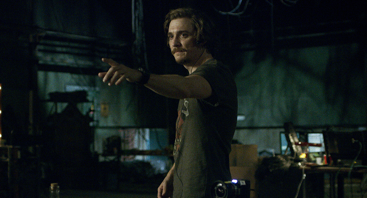 [Interview] Kyle Gallner for THE CLEANSING HOUR