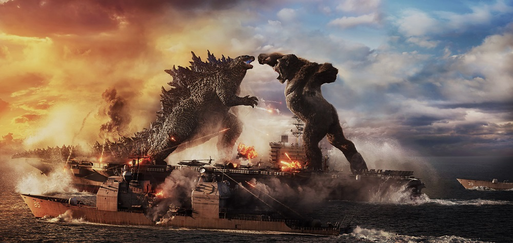 [Movie Review] GODZILLA VS KONG