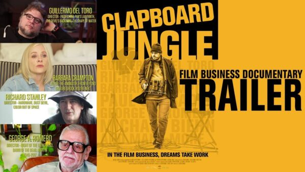 [News] CLAPBOARD JUNGLE Gets Trailer, Digital Release Date