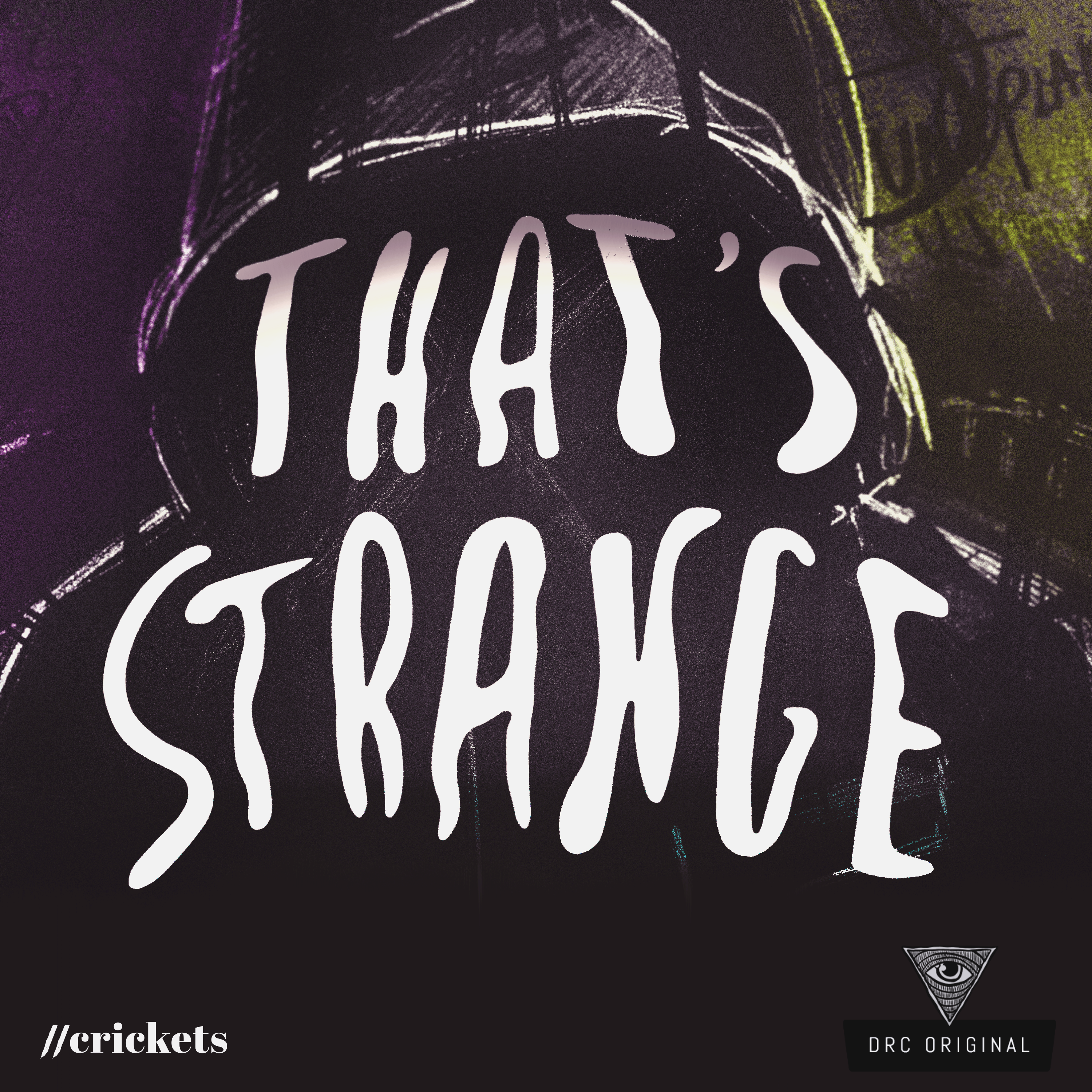 [News] THAT'S STRANGE Joins the //crickets Podcast Network