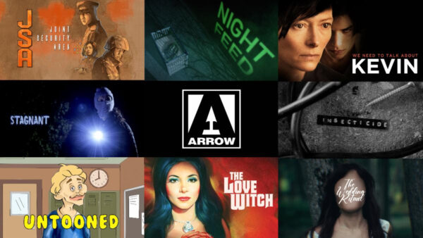 [News] ARROW Rings in the New Year with THE LOVE WITCH and More!