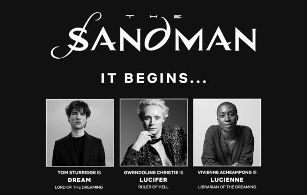 [News] THE SANDMAN – Netflix Drops Huge Cast Announcement