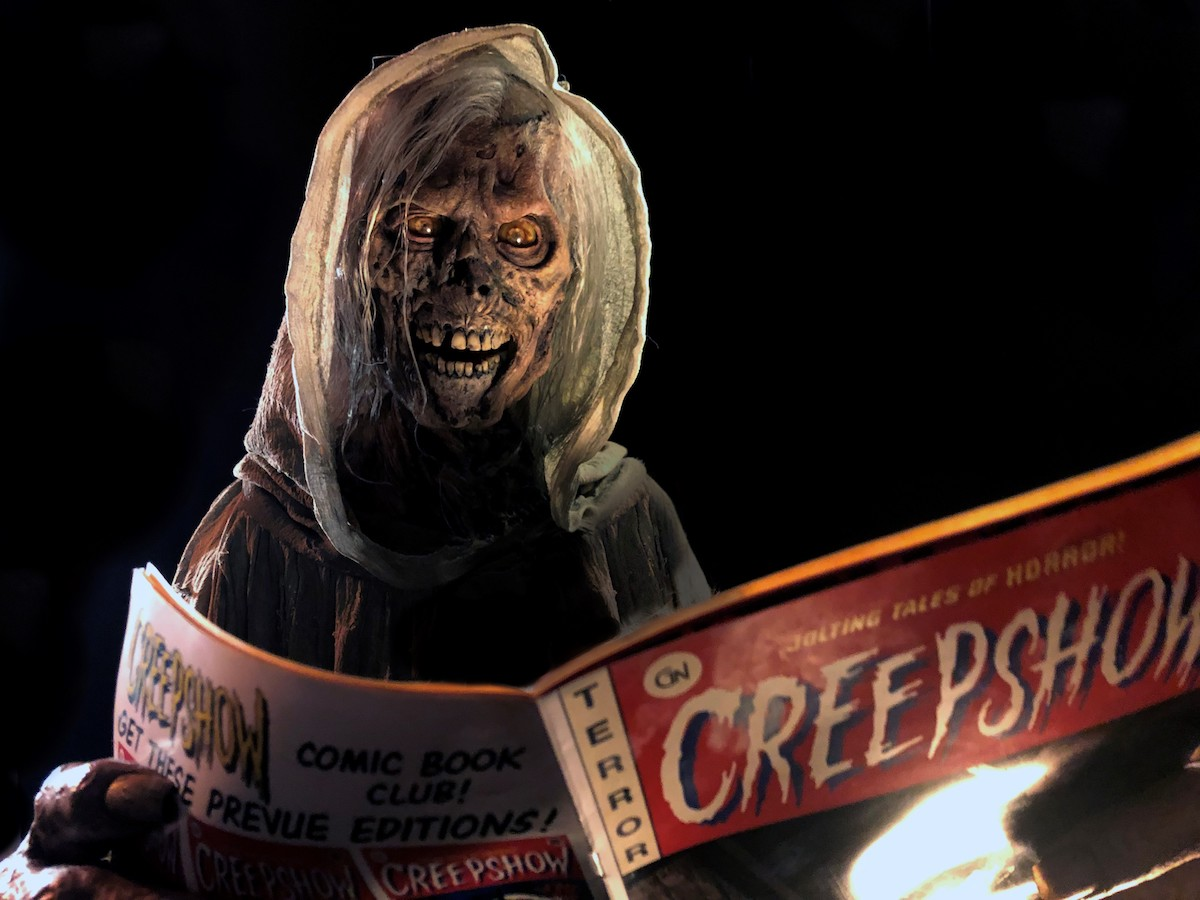 [News] Shudder's CREEPSHOW Renewed for Third Season