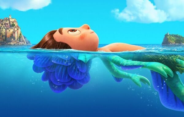 [News] Disney and Pixar's LUCA Teaser Embraces Its Inner Sea Monster