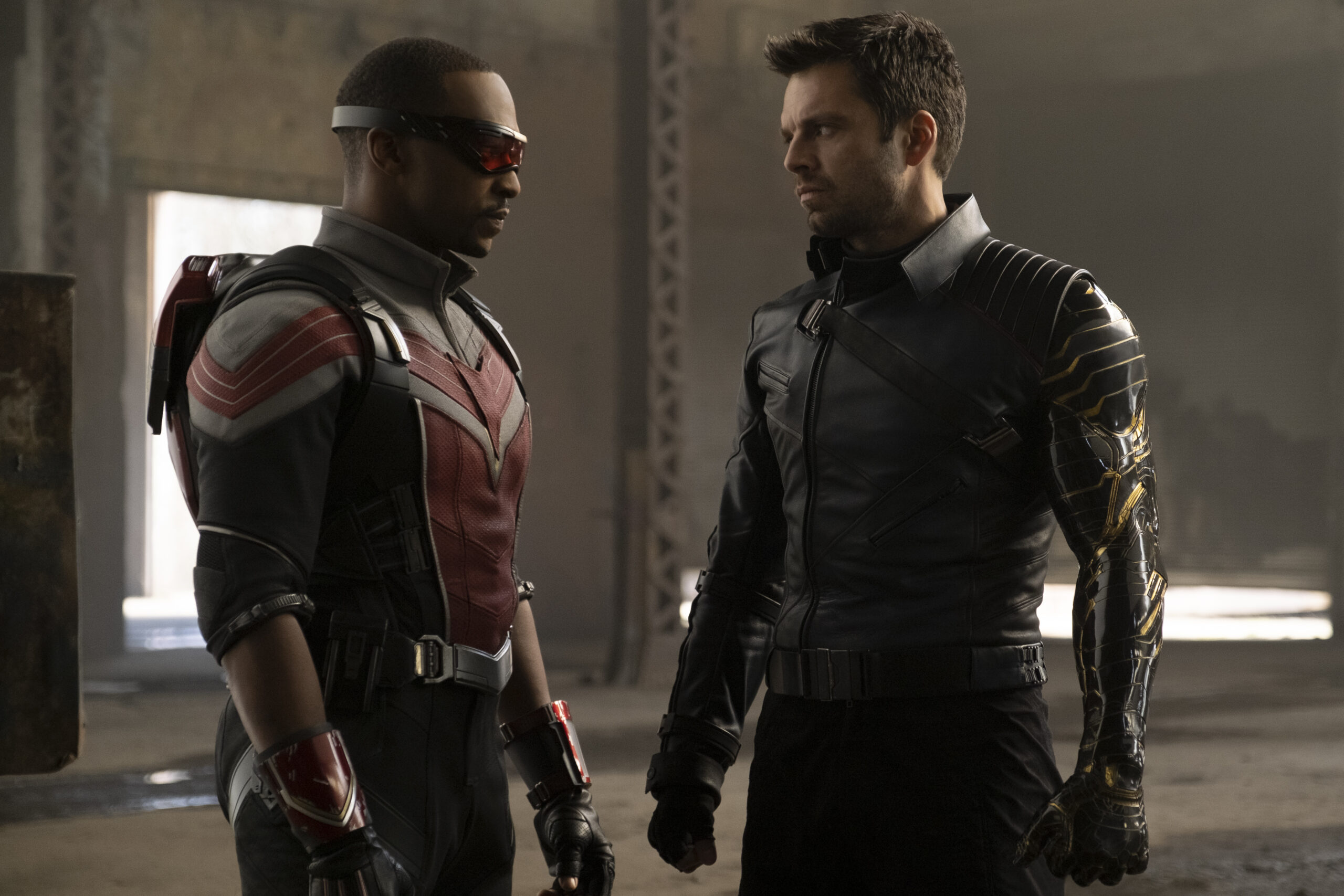 [Episode Review] THE FALCON AND THE WINTER SOLDIER