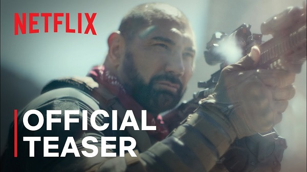 [News] Zack Snyder's ARMY OF THE DEAD Teaser Trailer is Here!