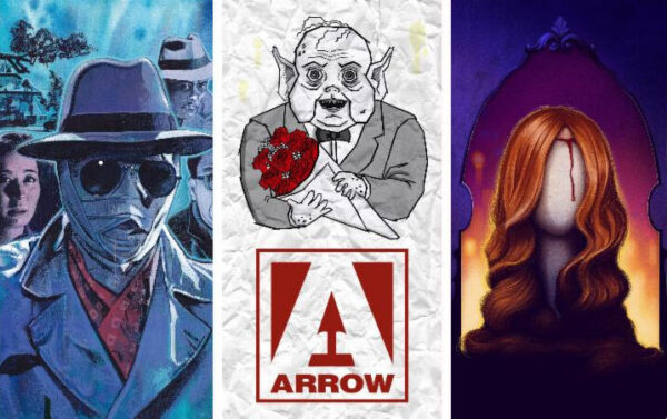 [News] Arrow Video Embraces Transformation in March 2021 Line-Up