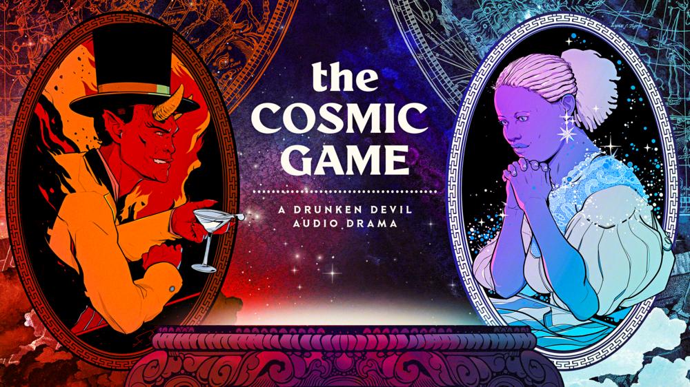 [News] Drunken Devil Presents THE COSMIC GAME