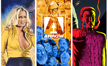 [News] ARROW Announces April Lineup With CLAPBOARD JUNGLE & More!