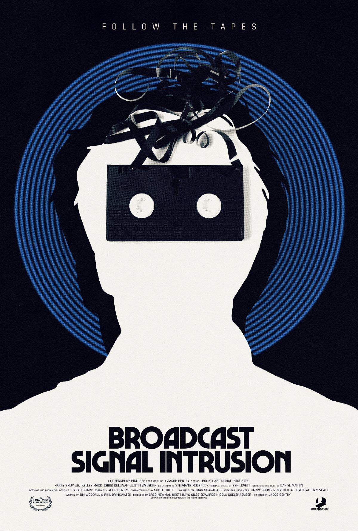 [News] BROADCAST SIGNAL INTRUSION Drops Poster Ahead of SXSW Premiere