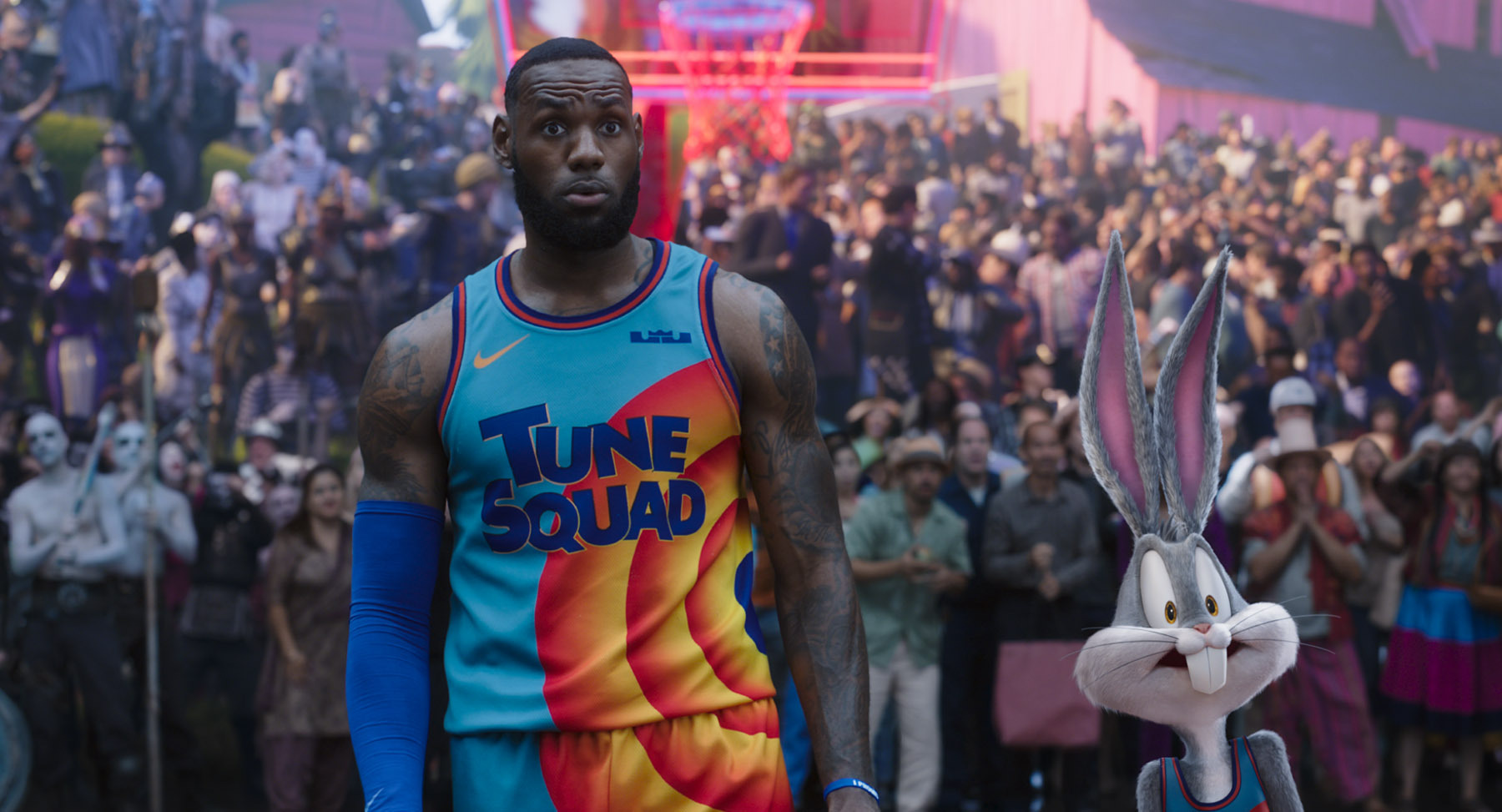 [News] Official Trailer Released for SPACE JAM: A NEW LEGACY
