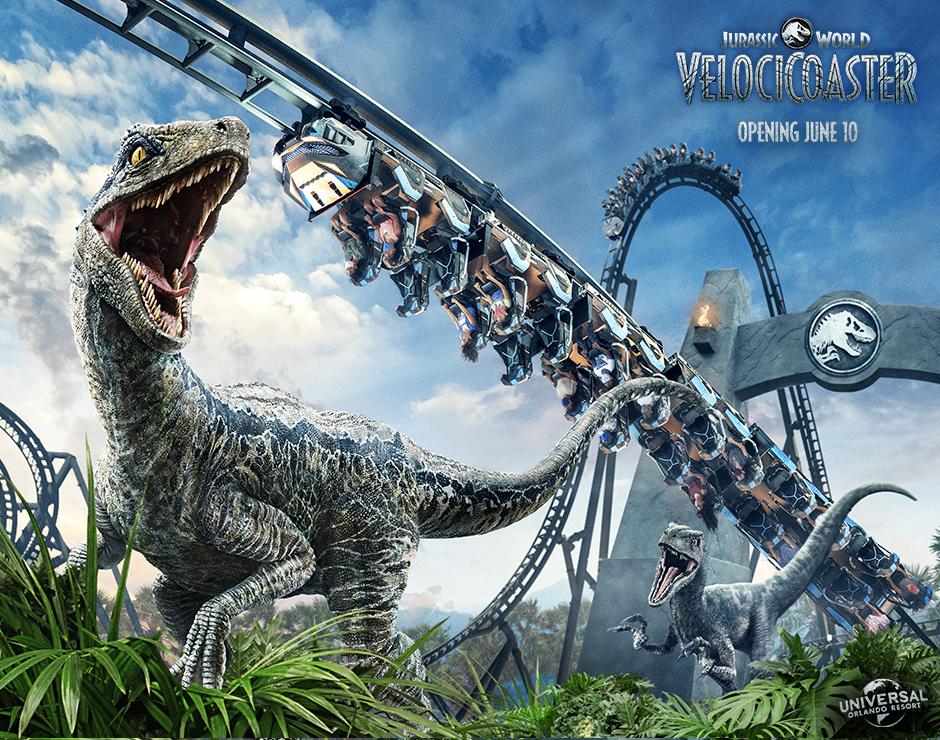 [News] Velocicoaster to Open at Universal Orlando