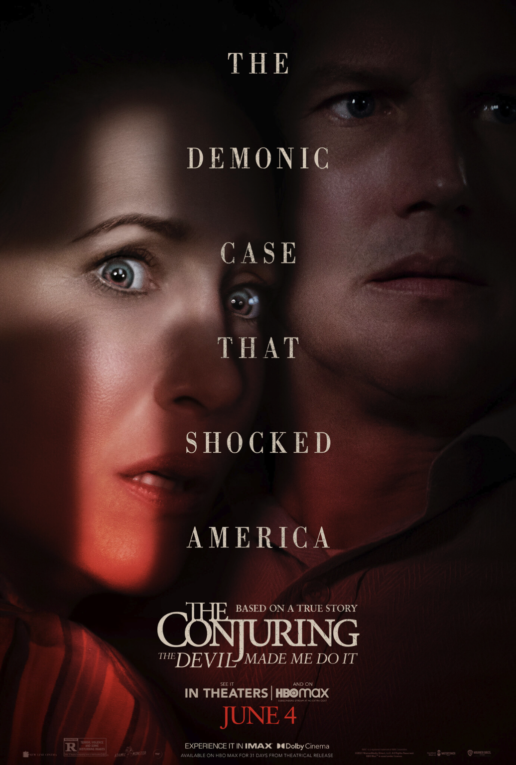 [News] Trailer Debut for THE CONJURING: THE DEVIL MADE ME DO IT
