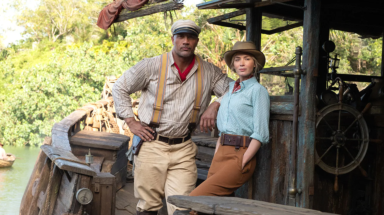 [News] JUNGLE CRUISE Coming to Theaters & Disney+ This July