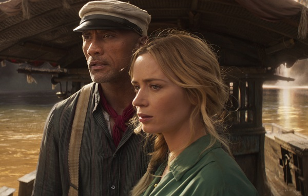 [News] Disney's JUNGLE CRUISE Comes To Life in New Trailer