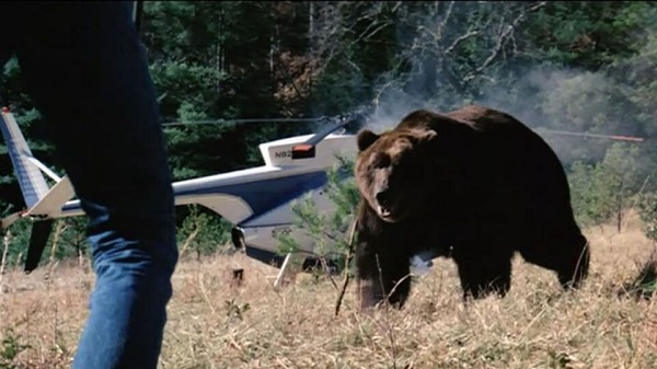 [Blu-ray/DVD Review] GRIZZLY