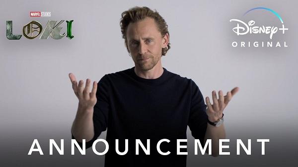 [News] Marvel Studios' LOKI to Debut June 9th on Disney+