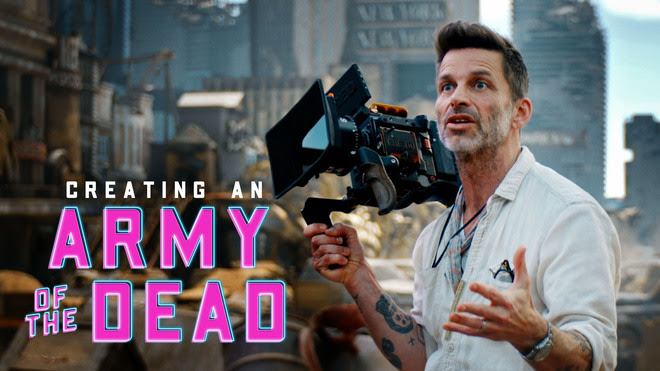 [News] Go Behind-The-Scenes of ARMY OF THE DEAD
