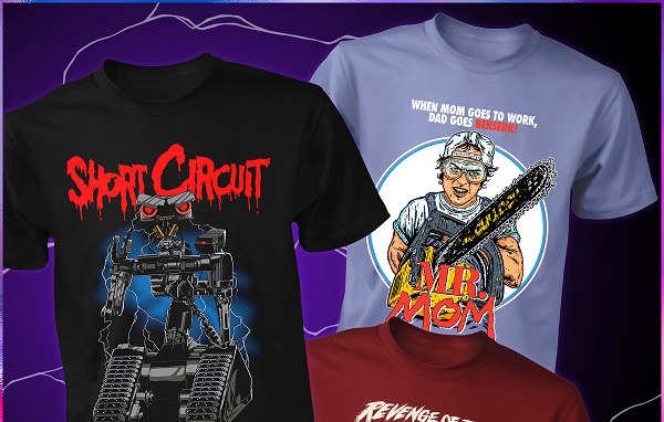 [News] Fright-Rags Turns '80s Classics Into Horror Movies