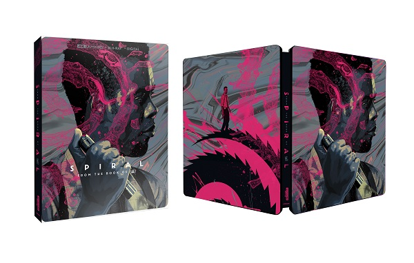 [News] SPIRAL 4K Steelbook Arrives on July 20 from Lionsgate