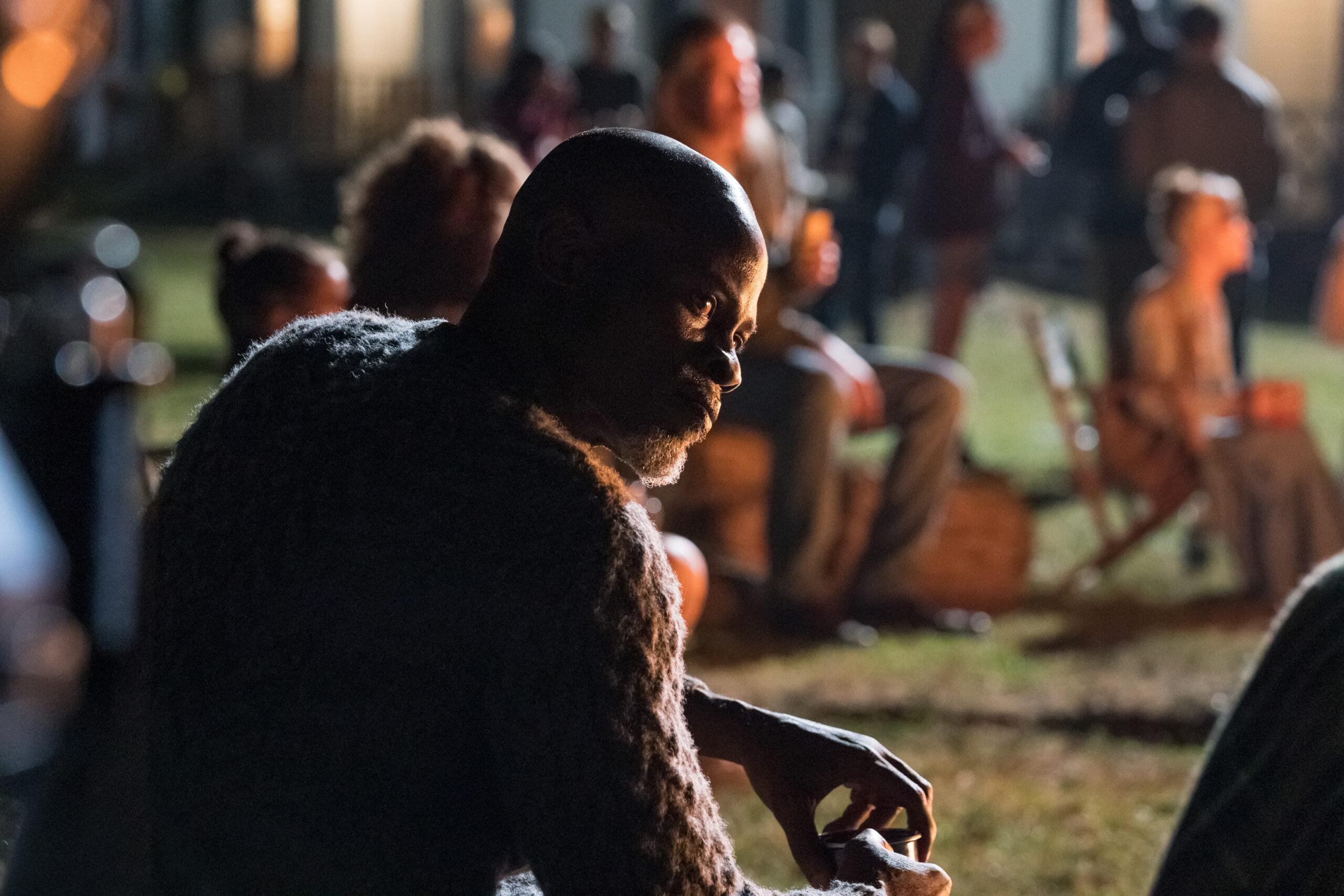 [Interview] Djimon Hounsou for A QUIET PLACE II