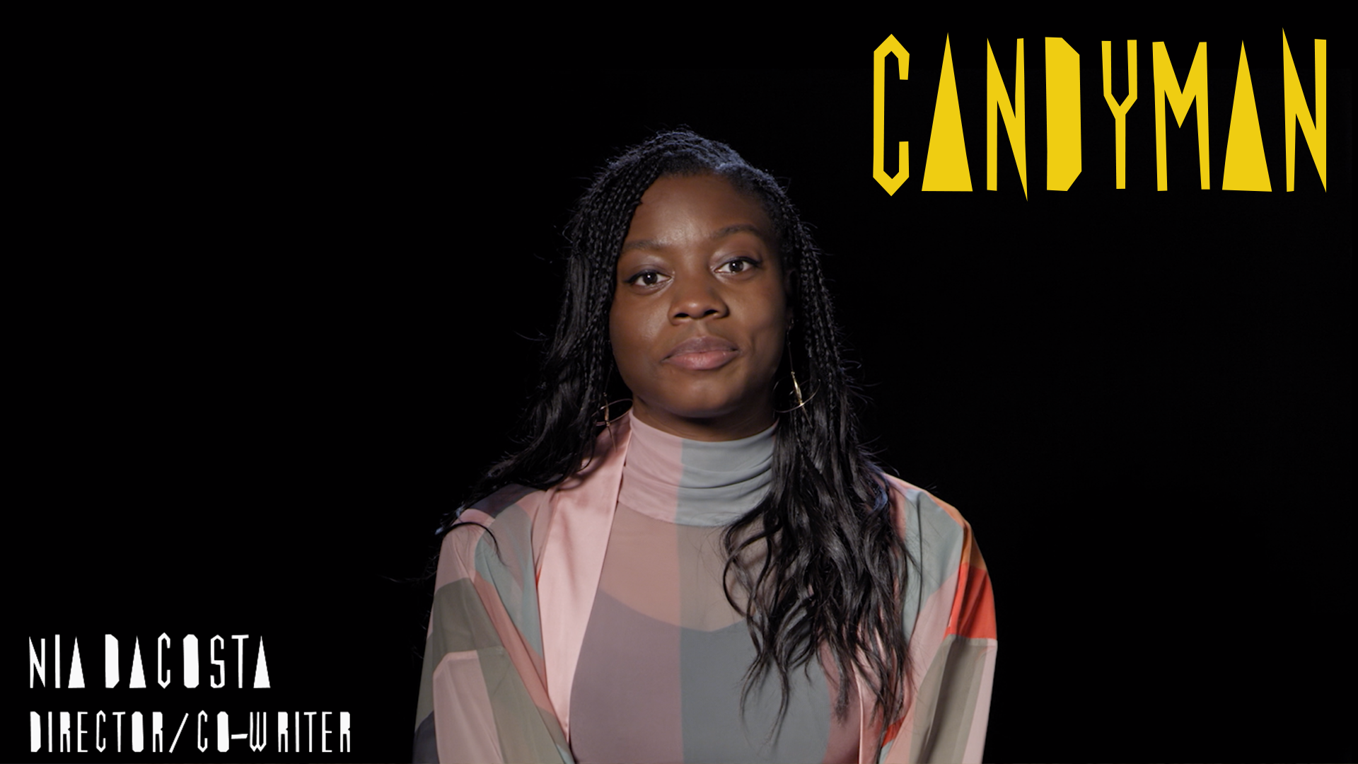 [News] Nia DaCosta Discusses CANDYMAN Ahead of Juneteenth