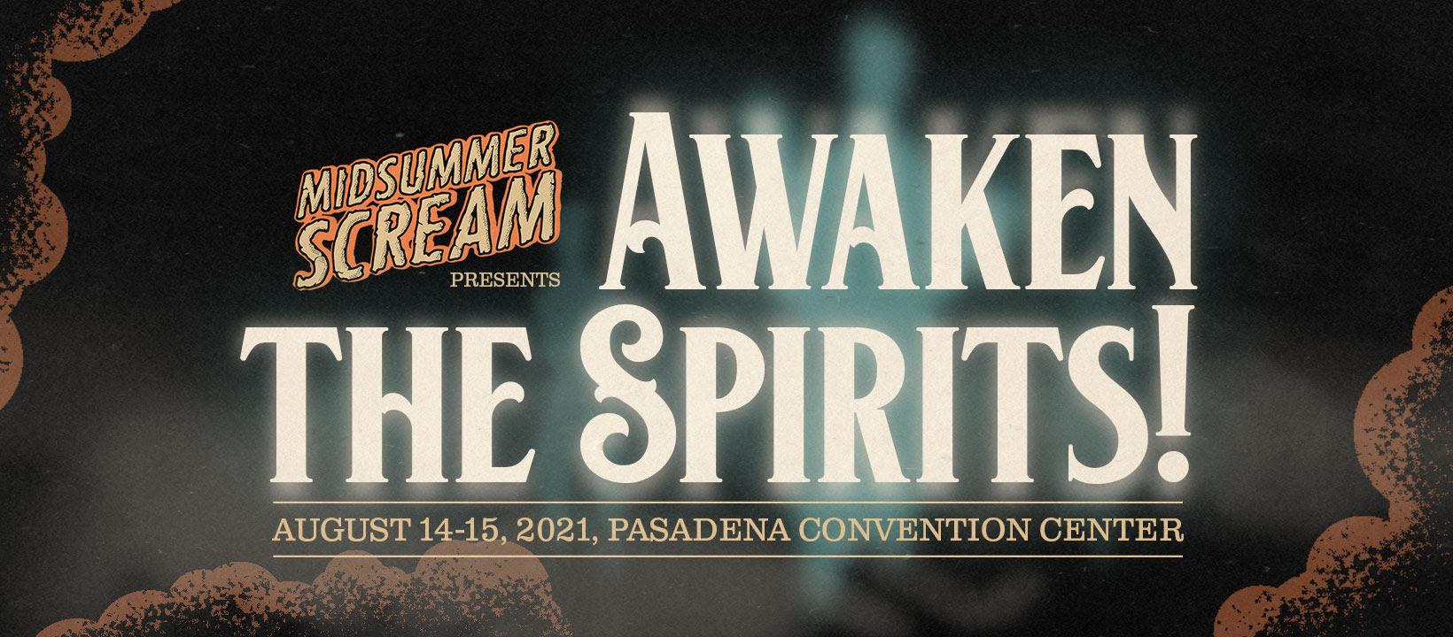 [News] Midsummer Scream Announces AWAKEN THE SPIRITS! Pop-Up