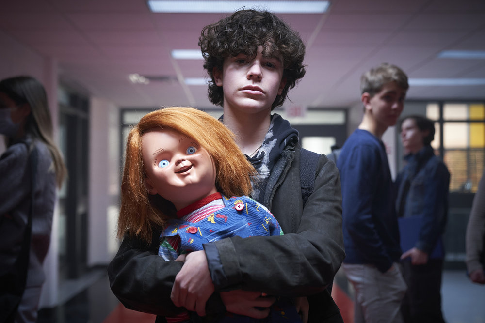 [News] Official CHUCKY Trailer Released